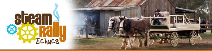 Click here to go to Echuca Steam Rally Website